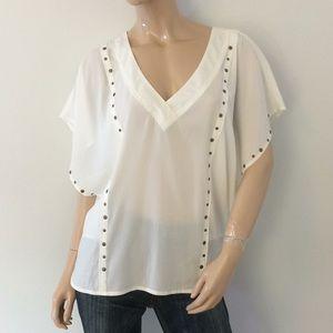 Isabella Rodriguez XL extra large dressy shirt top